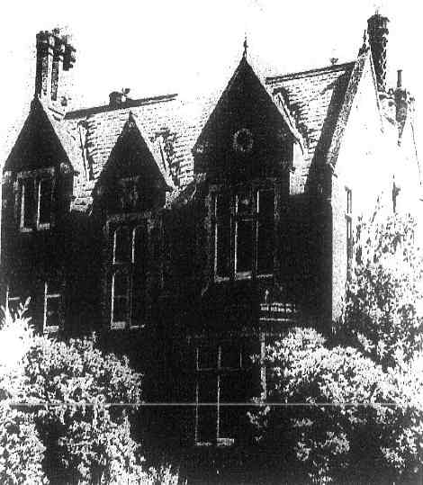 St. Catherine's Lodge, Bearwood Road, home to members of the Walter family from 1913 to 1958